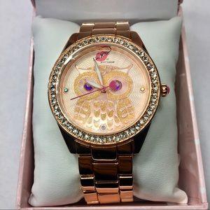 BETSY JOHNSON Wrist Watch